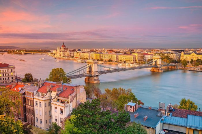 Fascinating Budapest & Green Slovenia & Active Croatia with pearls of Adriatic Sea