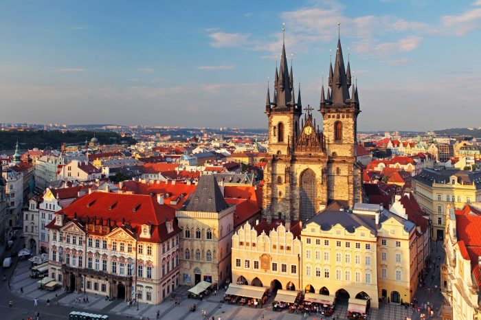 Germany, Czech Republic and Austria – a round trip